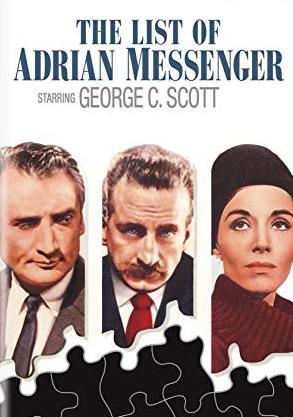 Nerja CCN Film List of Adrian Messenger