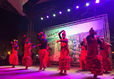 Nerja CCN Grupo de baille Virgin del Carmen