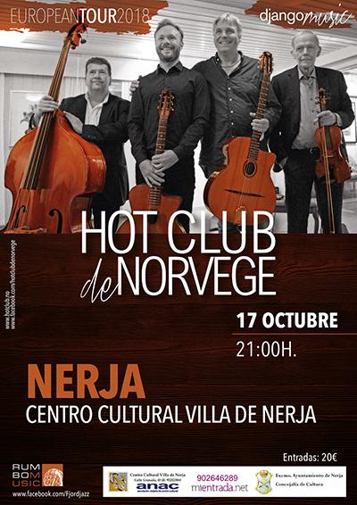 HOT CLUB NOVIEMBRE