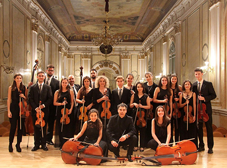 Nerja CCN Orkest Malaga