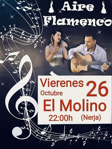 Nerja El Molino Aire Flamenco 20181026