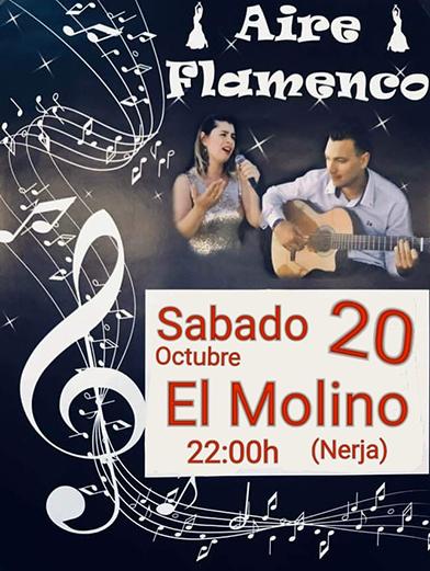 Nerja El Molino Aire Flamenco