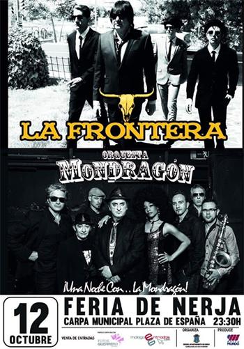 Nerja Feria 2018 La Frontera