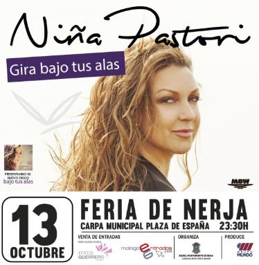 Nerja Feria 2018 Nina Pastori