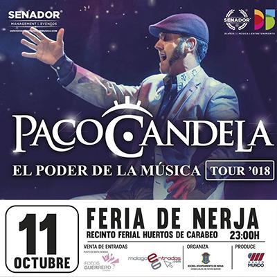 Nerja Feria 2018 Paco Candela