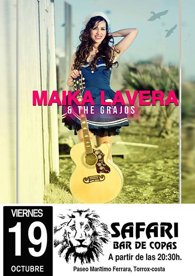 Torrox Safari Maika Lavera