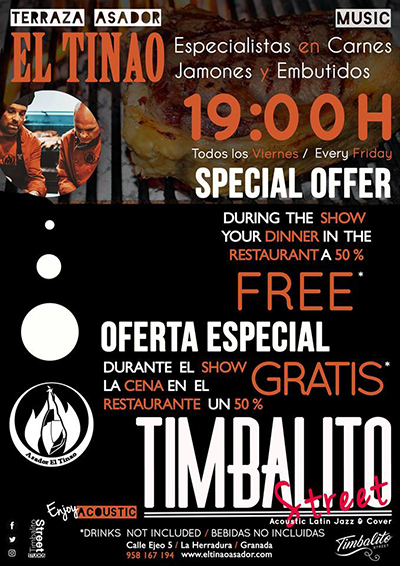 Herradura Tinao Timbalito
