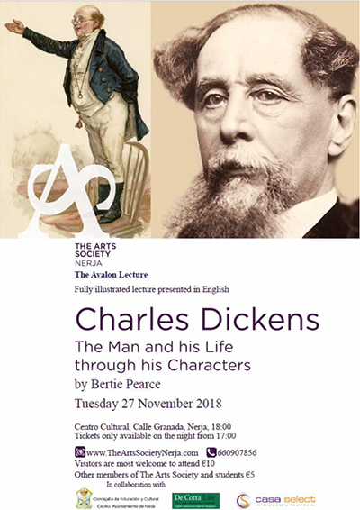 Nerja CCN Arts Society Dickens