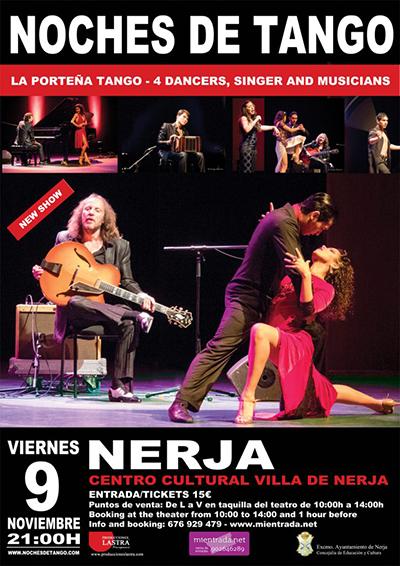 Nerja CCN Noches de Tango 2018