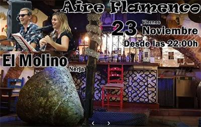 Nerja El Molino Aire Flamenco 201811