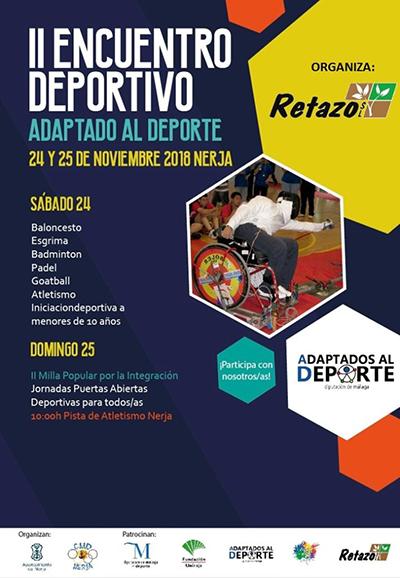 Nerja Encuentro Deportivo 2018
