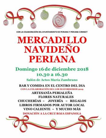 Periana kerstmarkt