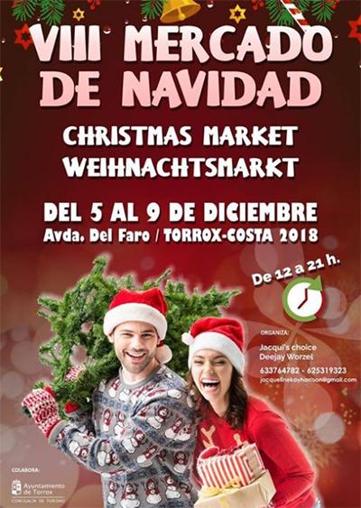 Torrox Kerstmarkt 2018