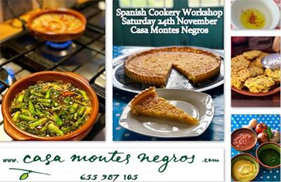 Trapiche Montes Negros Kookworkshop Spaanse Tapas