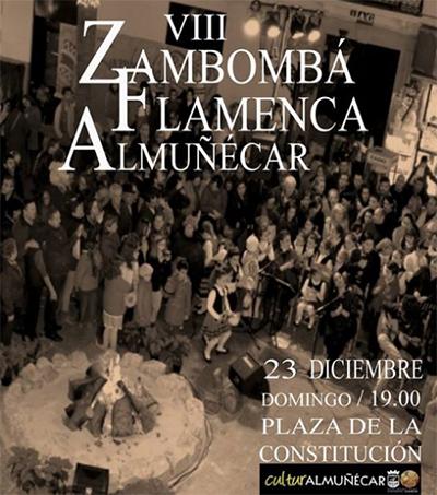 Almunecar zambomba kerst 2018