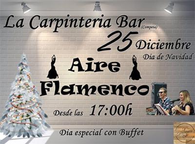 Competa Carpinteria Aire Flamenco