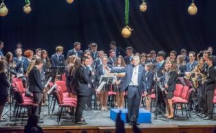 Nerja CCN Kerstconcert Banda 2018