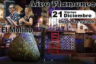 Nerja El Molino Aire Flamenco 20181219