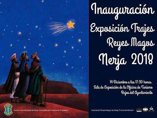 Nerja Reyes Magos Expo 2018