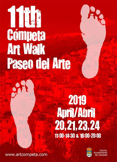 Competa ArtWalk2019