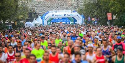 Malaga Maraton 2019