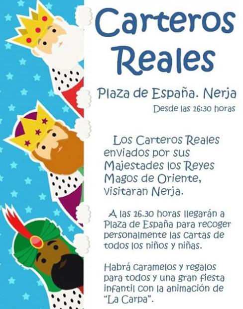 Nerja Carteros Reales 2019