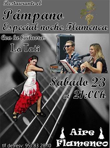 Competa Pampana Aire Flamenco