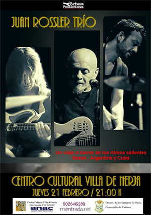 Nerja CCN Juan Rossler Trio