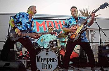 Nerja Restaurante Miguel el Manga Memphis Trio