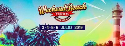 Torre Weekendbeachfestival 2019