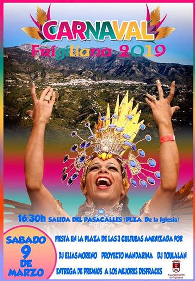 Frigiliana Carnaval 2019