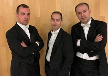 Frigiliana Casa del Aperio Trio Polimnia