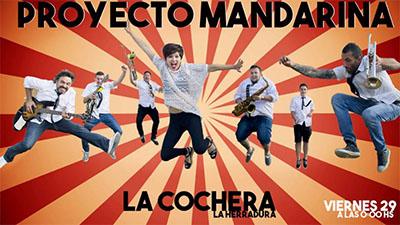 Herradura Cochera Proyecto Mandarina