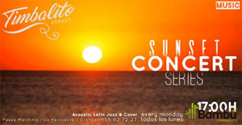 La Herradura Bambu Sunset Concert Series
