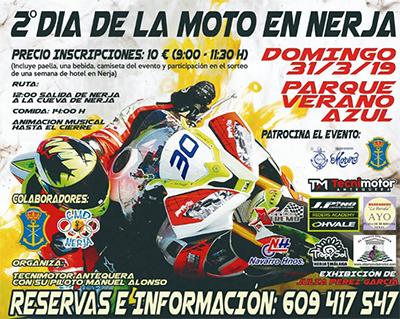 Nerja Dia de la moto 2019
