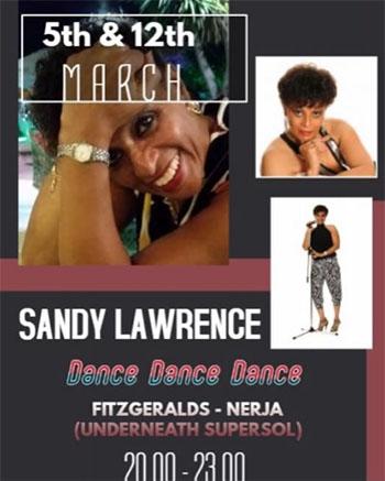 Nerja Fitzgeralds Sandy Lawrence