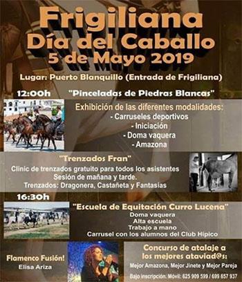 Frigiliana Dia del Caballo 2019