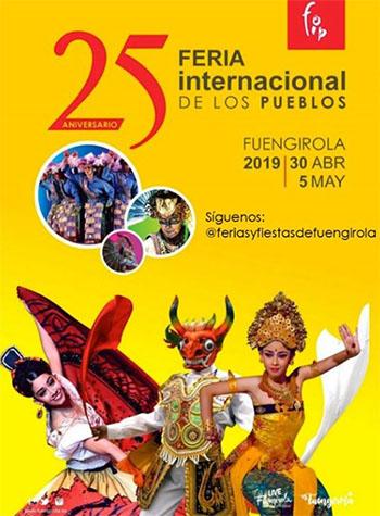 Fuengirola Feria Pueblos 2019b