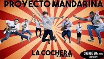 Herradura Cochera Proy Mandarina
