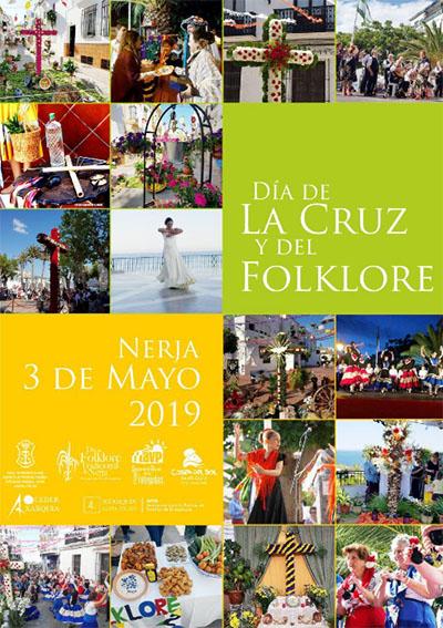 Nerja Dia de la Cruz y Folklore