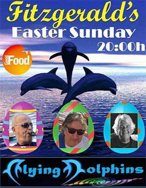 Nerja Fitzgeralds Flying Dolphins 20190421