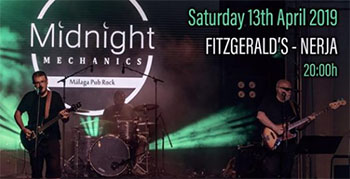 Nerja Fitzgeralds MidnightMechanics 20190413