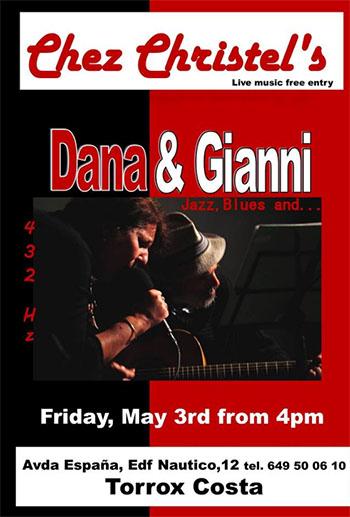 Torrox Chez Christel Dana and Gianni
