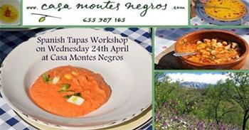 Trapiche Montes Negros Spaanse Tapas