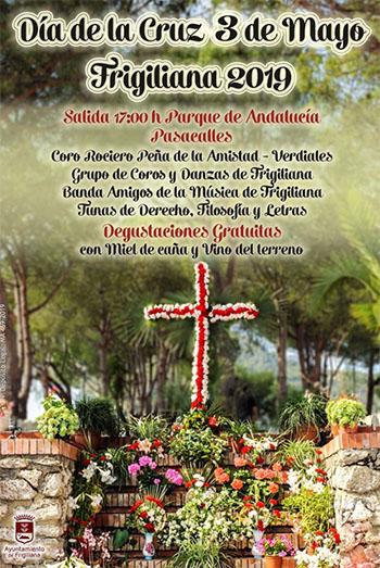 Frigiliana Dia de la Cruz 2019
