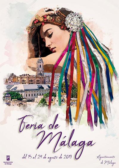 Malaga Feria Poster 2019