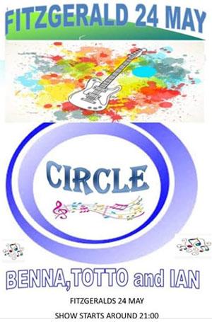 Nerja Fitzgeralds Circle