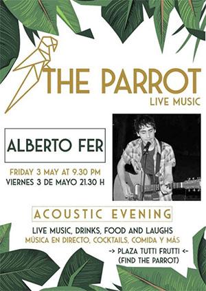 Nerja Parrot Alberto Fer