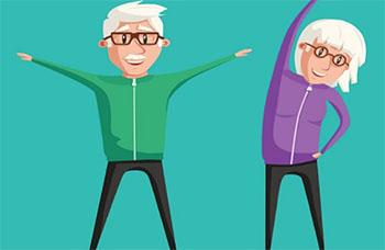 Nerja Strandspelen voor ouderen 2019