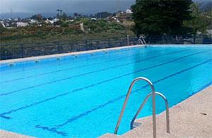 Nerja zwembad